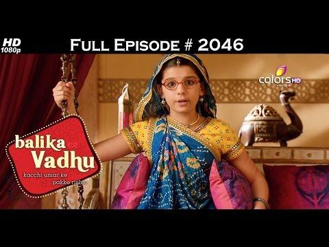 Balika Vadhu - 6th November 2015 - बालिका वधु - Full Episode (HD)