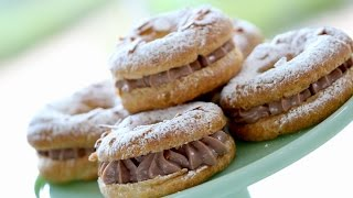 Beth's Paris Brest Recipe With Nutella Cream