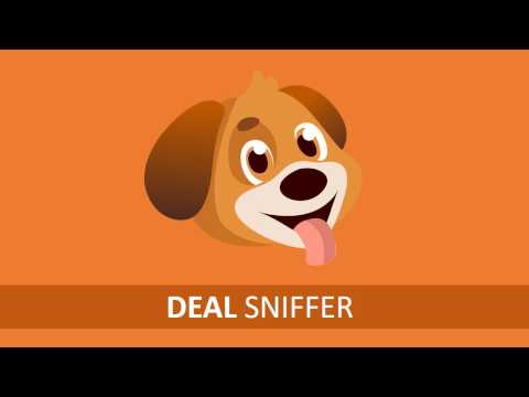 Deal Sniffer - Earn Money When Shopping Online With Cashback