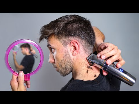 Learn to Cut Your Own Hair At Home