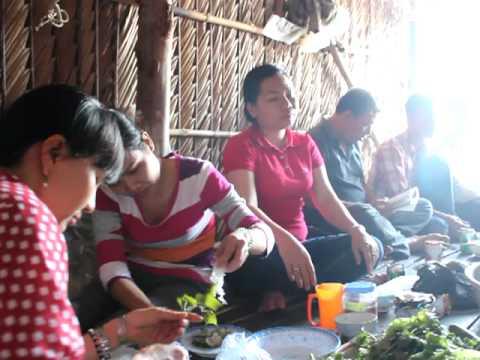 Sinh hoạt đờn ca tài tử cải lương ở Long Sơn - Vũng Tàu - Conhacvietnam.com