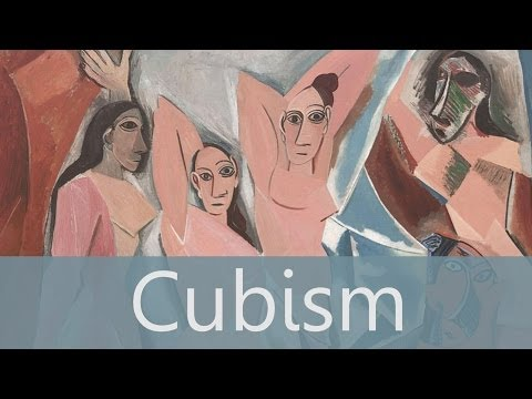 Cubism - Overview from Phil Hansen