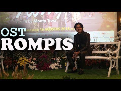 OST ROMPIS | ARBANI YASIZ - MELEBIHI RINDU