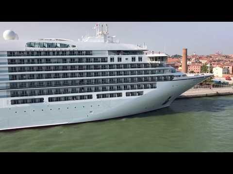 Seabourn Encore - Luxury Cruise Ship Seabourn Cruise Line - Venice Call