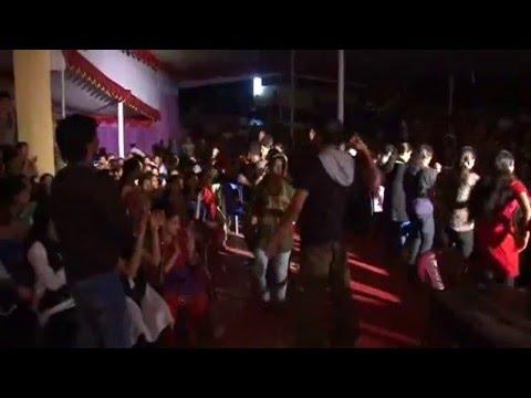 flashmob @colg on ma convaction..