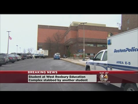 Student Stabbed At West Roxbury Academy