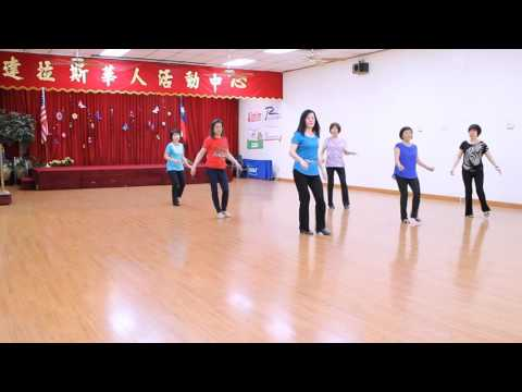 Lonely Green Eyes - Line Dance (Dance & Teach)