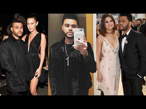 who is the weeknd dating selena gomez