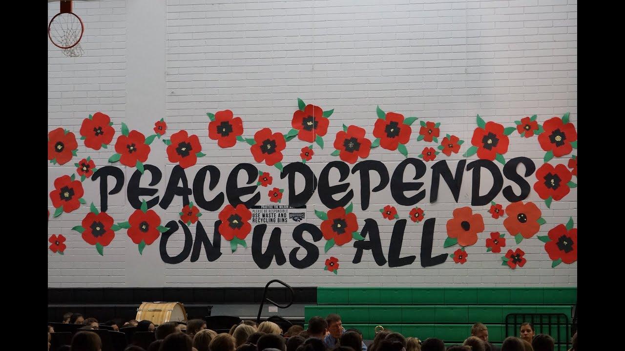 Remembrance Sunday Assembly