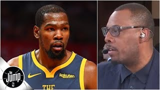 Dissecting Kevin Durant's comments: What do they mean for his Warriors future? | The Jump