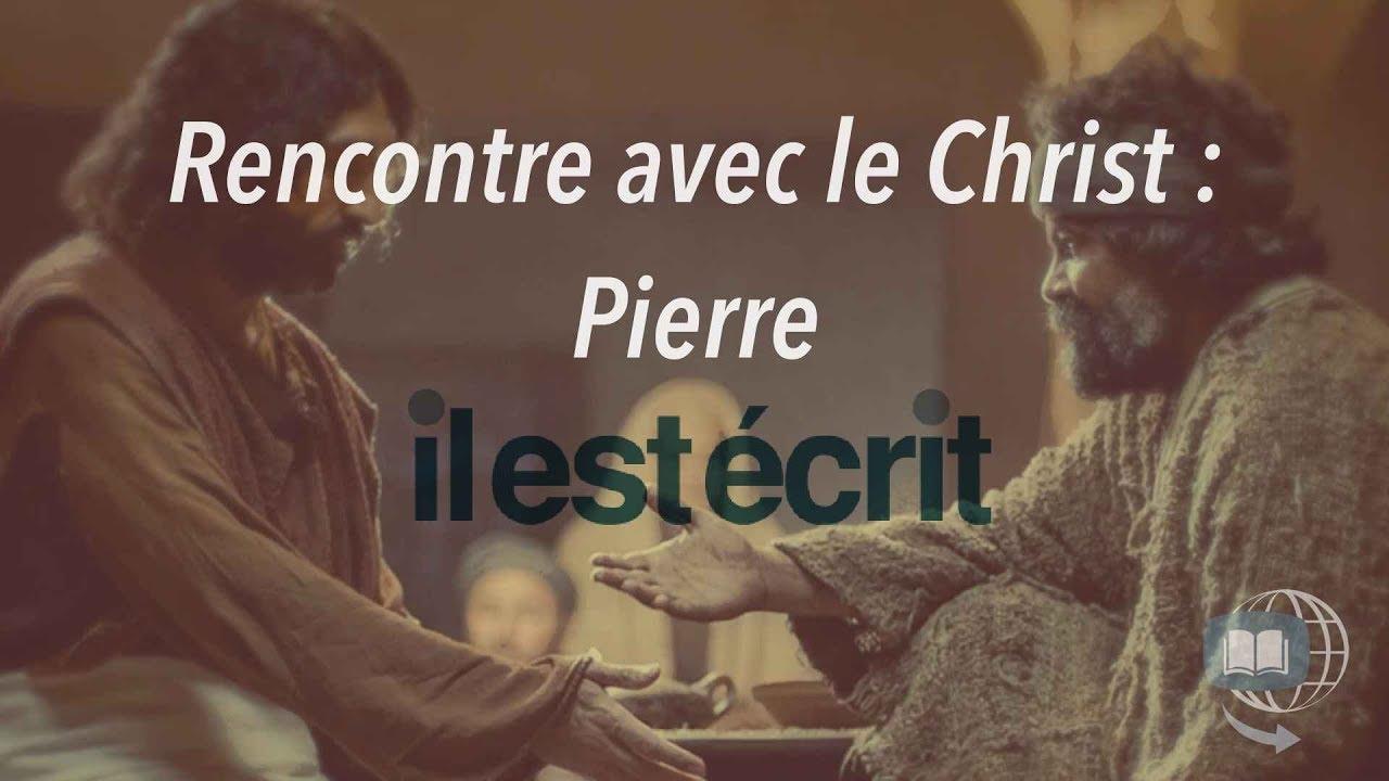 Pierre rencontre Jésus