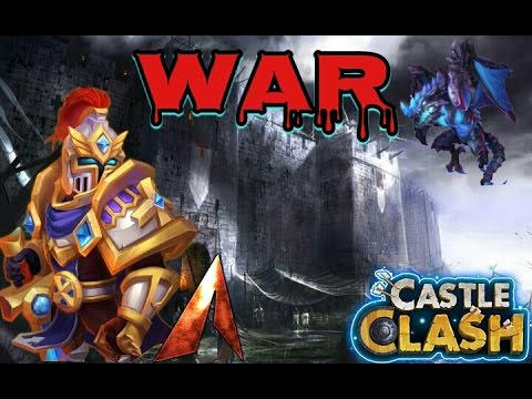 Castle Clash Arctica In Guild Wars!