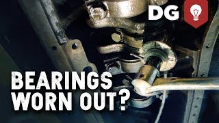 In-Frame Engine Bearing Replacement