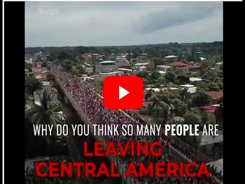 Root Causes of Central Americans' Migration to the U.S.