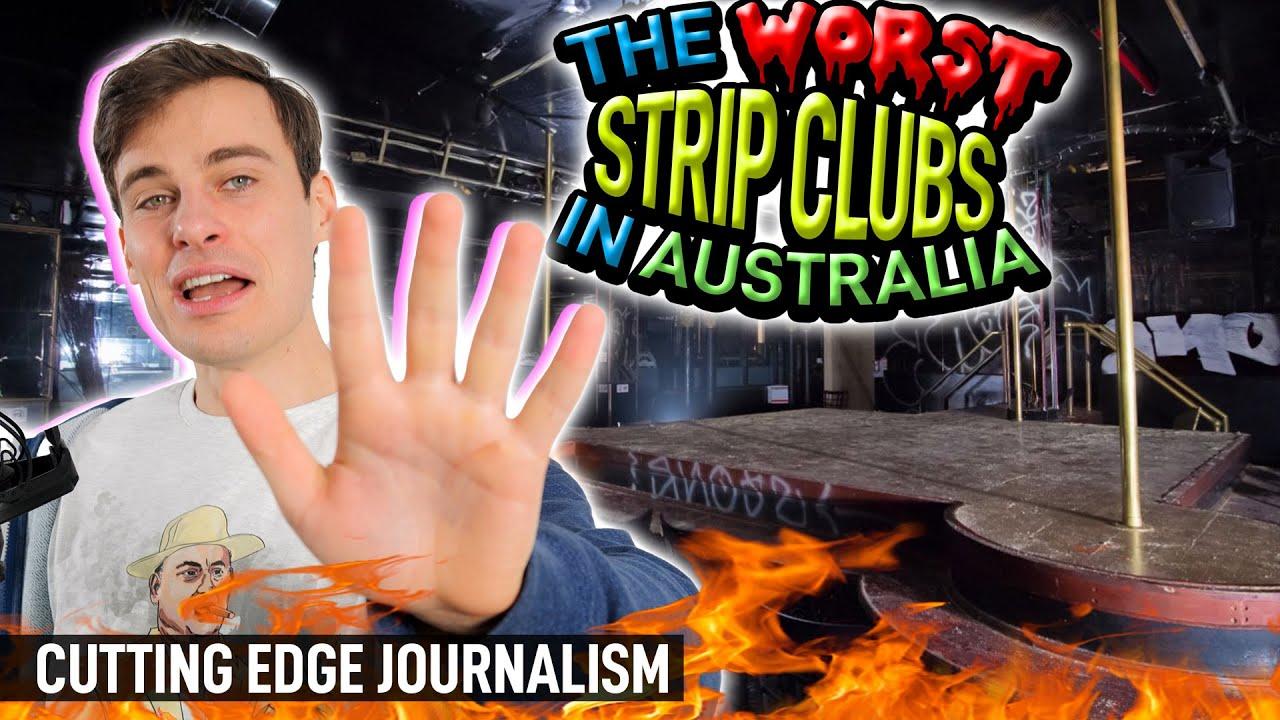 The Worst STRIP CLUBS in Australia