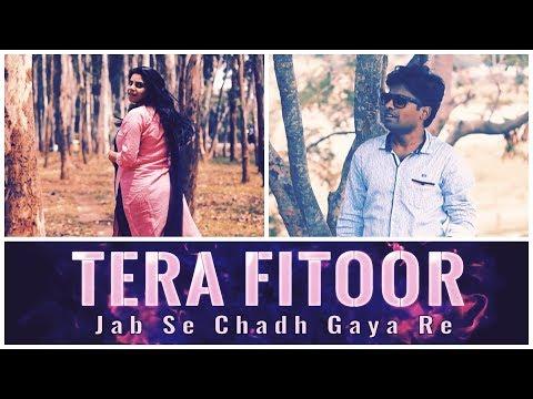Tera Fitoor Jab Se Chadh Gaya Re | Cover Song | Genius | Arijit Singh, Himesh | Whatsapp Reaction