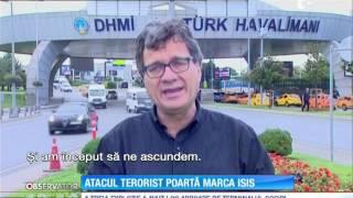 13 persoane, bănuite că au legătură cu atentatul de la Istanbul, au fost arestate