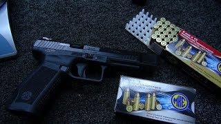 Canik TP9 SFx 9x19mm Tabaca İncelemesi