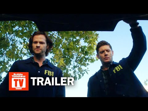 Supernatural Season 15 Trailer | 'The Final Season' | Rotten Tomatoes TV