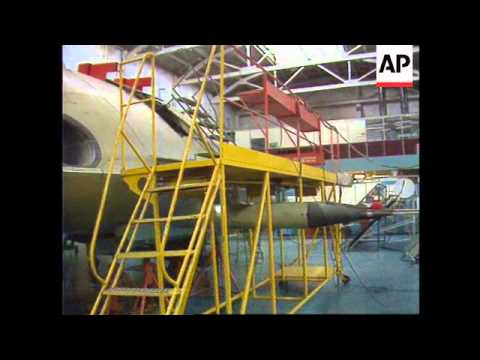 Russia - Flying Saucer Project