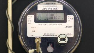 Smart Meters -- The Critical Element