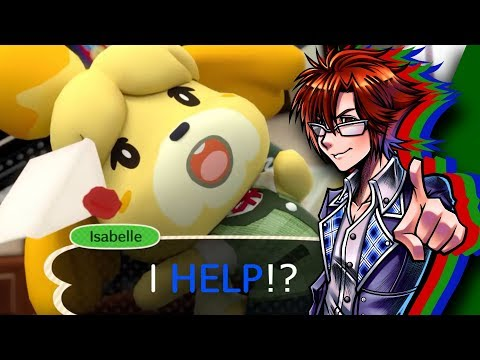 How Isabelle Helps Understand Smash Bros Ultimate's Newcomer Picks
