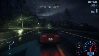 Need for Speed mucking around with Supra