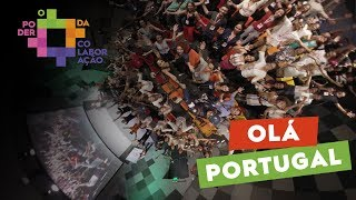 Olá Portugal, chegamos!