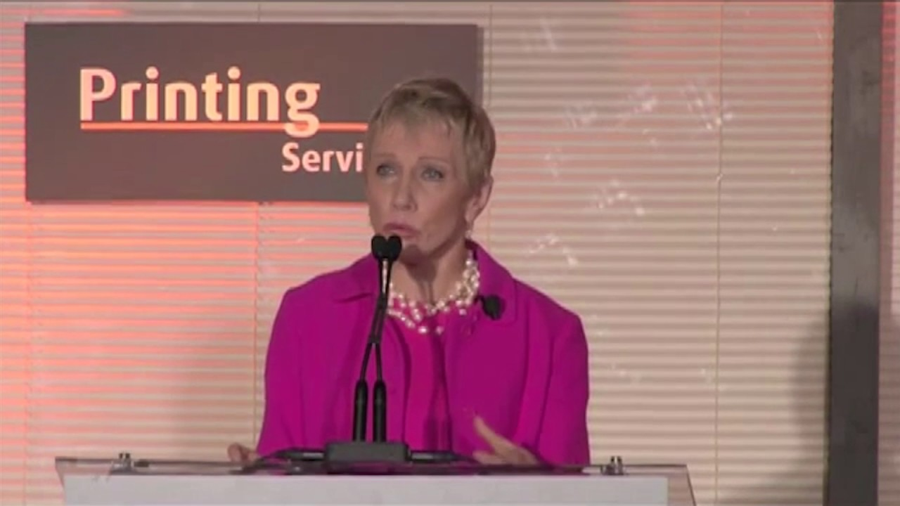Book Barbara Corcoran for Speaking, Events and Appearances