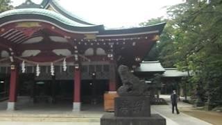 久伊豆神社 越谷市
