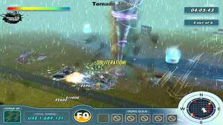 Tornado Jockey Game Play (Full HD) 3D