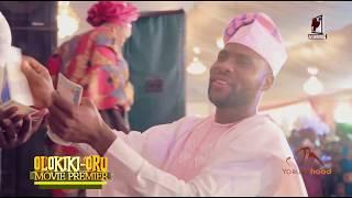 Olokiki Oru Movie Premiere Part 2 Starring Odunlade Adekola Femi Adebayo