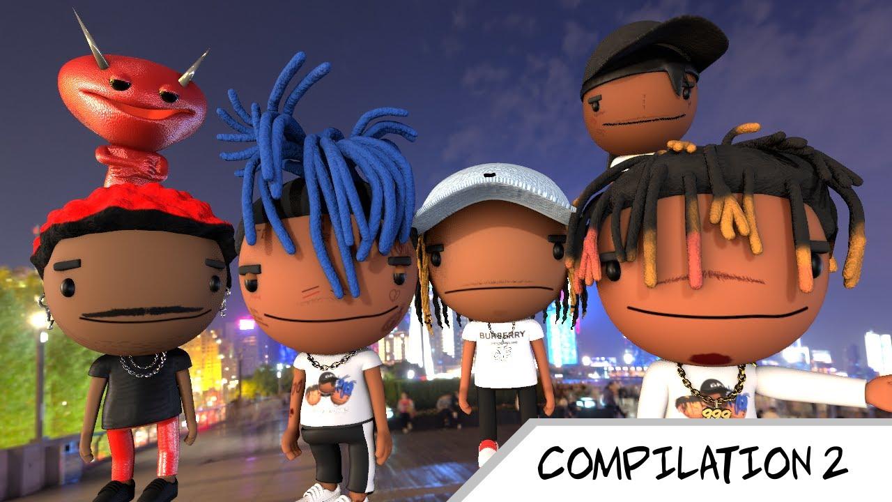 Agbaps Skit Compilation 2 ( ft Lil nas X, Juice Wrld, Xxxtentacion, king von, lil uzi vert, polo g )