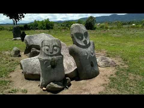 Situs Megalitikum Di Tanah Tadulako Lembah Besoa Lore Tengah, Poso, Sulawesi Tengah