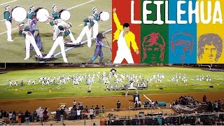 "GRAVITY | 2015 Leilehua HS ""Mules"" Marching Band & Color Guard 