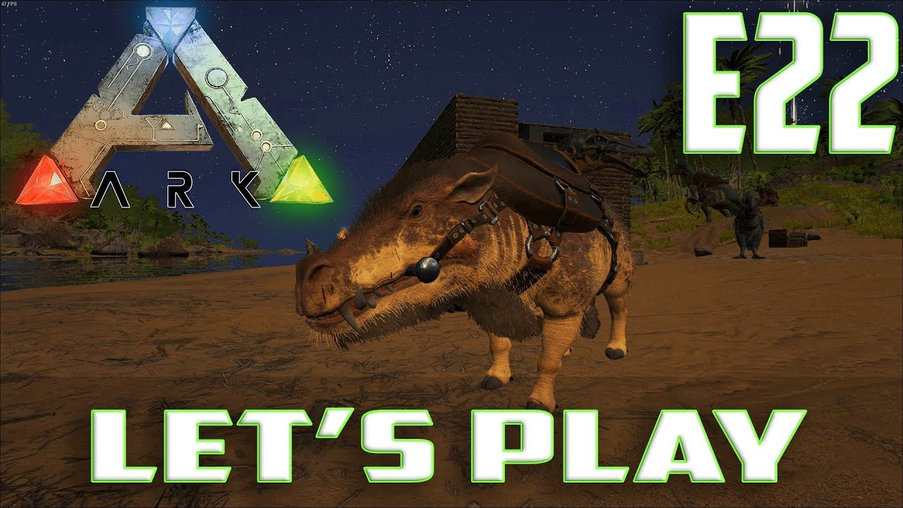 Let S Play Ark Survival Evolved Single Player Ep 22 Tree Sap Troubles Passive Healing Daeodon Youtube It will turn it's heal on if hurt dinos are in it's radius and turns it off, if they are healed. youtube