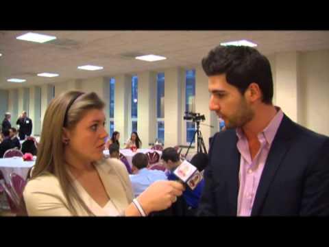 Hagan School of Business Sports Dinner Series, Mass Comm Reports.mov