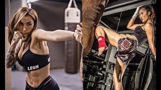 BEST Female Martial Arts 2018!! PART #4 Girls Power