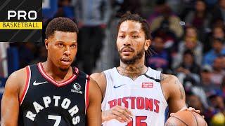Toronto Raptors vs Detroit Pistons   Jan. 31, 2019   2019-20 NBA Season   Обзор матча