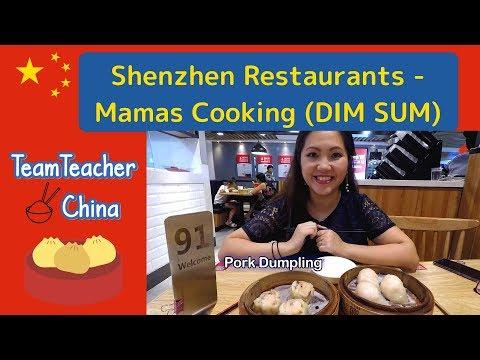 SHENZHEN RESTAURANT: Mamas Cooking (Dim Sum) in Huaqiangbei