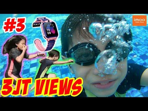 Drama Imoo Watch Phone Z5 For Kids Jam Anak Bisa Video Call Part 3 | Drama Parodi | CnX Adventurers