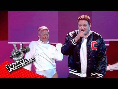 Oe-La-La! Bonni's got the moves! | Liveshows | The Voice van Vlaanderen | VTM