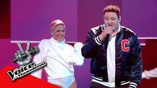 Oe-La-La! Bonni's got the moves!   Liveshows   The Voice van Vlaanderen   VTM