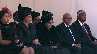 South Africa lays to rest its 'greatest son' Mandela