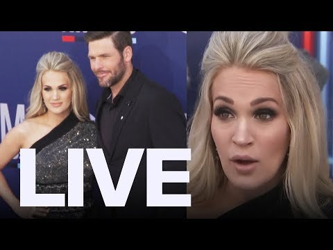 Carrie Underwood Talks Post-Baby Struggle At ACM Awards   ET Canada