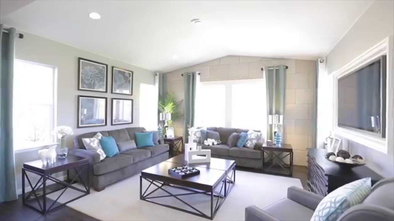 CalAtlantic Homes Setting Model - YouTube