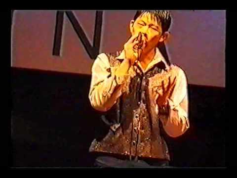 Karaoke contest China Town Amsterdam 1997 - Don Yuen