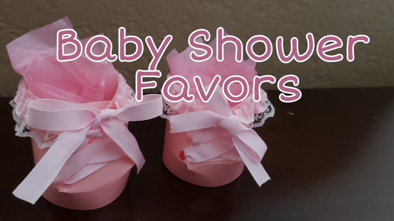 Diy Baby Shower Favors Super Easy