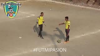 CRNF VS ITALIA AMARILLO futbol llanero
