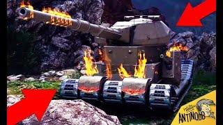 НОВЫЙ МОНСТР 11ЛВЛ И ПОДРОБНОСТИ ФАН РЕЖИМА НА ХЕЛЛОУИН в World of Tanks